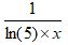 Example Logarithmic 2
