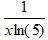 Example Logarithmic 3