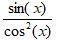 Example Trigonometric 3