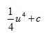 Integration by Substitution Example 1