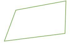 Irregular Quadrilateral