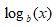 Logarithmic Function b