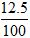 Percents to Fractions 3
