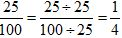 Percents to Fractions 5