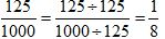 Percents to Fractions 6