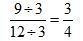 Simplify Fractions 1