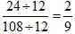 Simplify Fractions 2