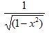 Sin Inverse Derivative