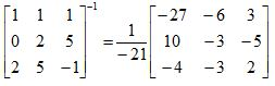 Solving Systems of Linear Equations Using Matrices 2