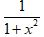 Tan Inverse Derivative