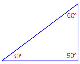 Complementary Angles Right Triangle