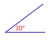 Congruent Angles 30 Degree 1