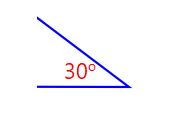 Congruent Angles 30 Degree 2