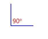 Congruent Angles 90 Degree 1