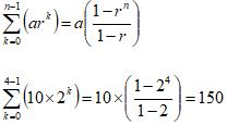 Geometric Sequences and Sums 2