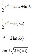 Homogeneous Differential Equations Formula 10