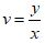 Homogeneous Differential Equations Formula 2