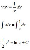 Homogeneous Differential Equations Formula 9