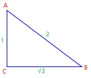 Solving SSS Triangle Example