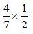Multiplying Fraction