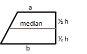 Median of a Trapezoid